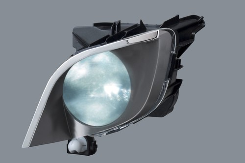 LED E-light lowbeam module (PRNewsFoto/Magneti Marelli SpA) (PRNewsFoto/Magneti Marelli SpA)
