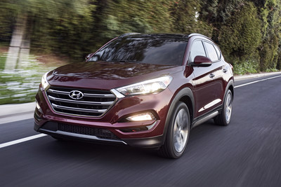2016 Hyundai Tucson Only Small SUV To Receive Good Ratings For Both Driver And Passenger Small-Overlap Crash Tests Conducted By Insurance Institute For Highway Safety (IIHS)