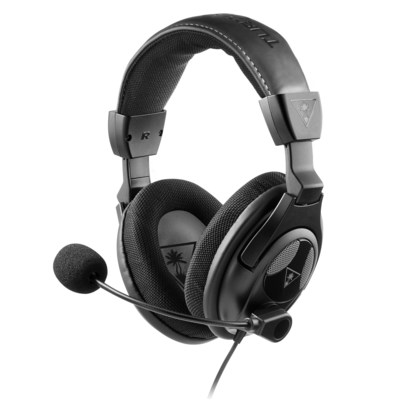 Turtle Beach's Ear Force PX24 is a multiplatform gaming headset for PlayStation(R)4, Xbox One, PC and mobile/tablet devices, and comes with the Ear Force SuperAmp, which delivers powerful amplified audio from any connected device.