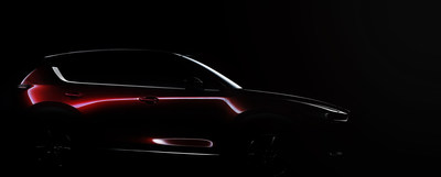 All-New 2017 Mazda CX-5 to Premiere at Los Angeles Auto Show