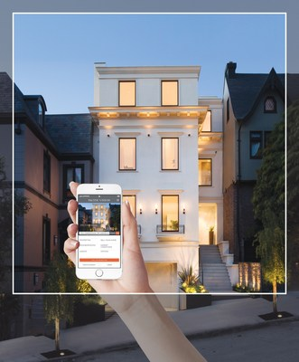 Pacific union real estate launches rich mobile first website for San francisco real estate luxury