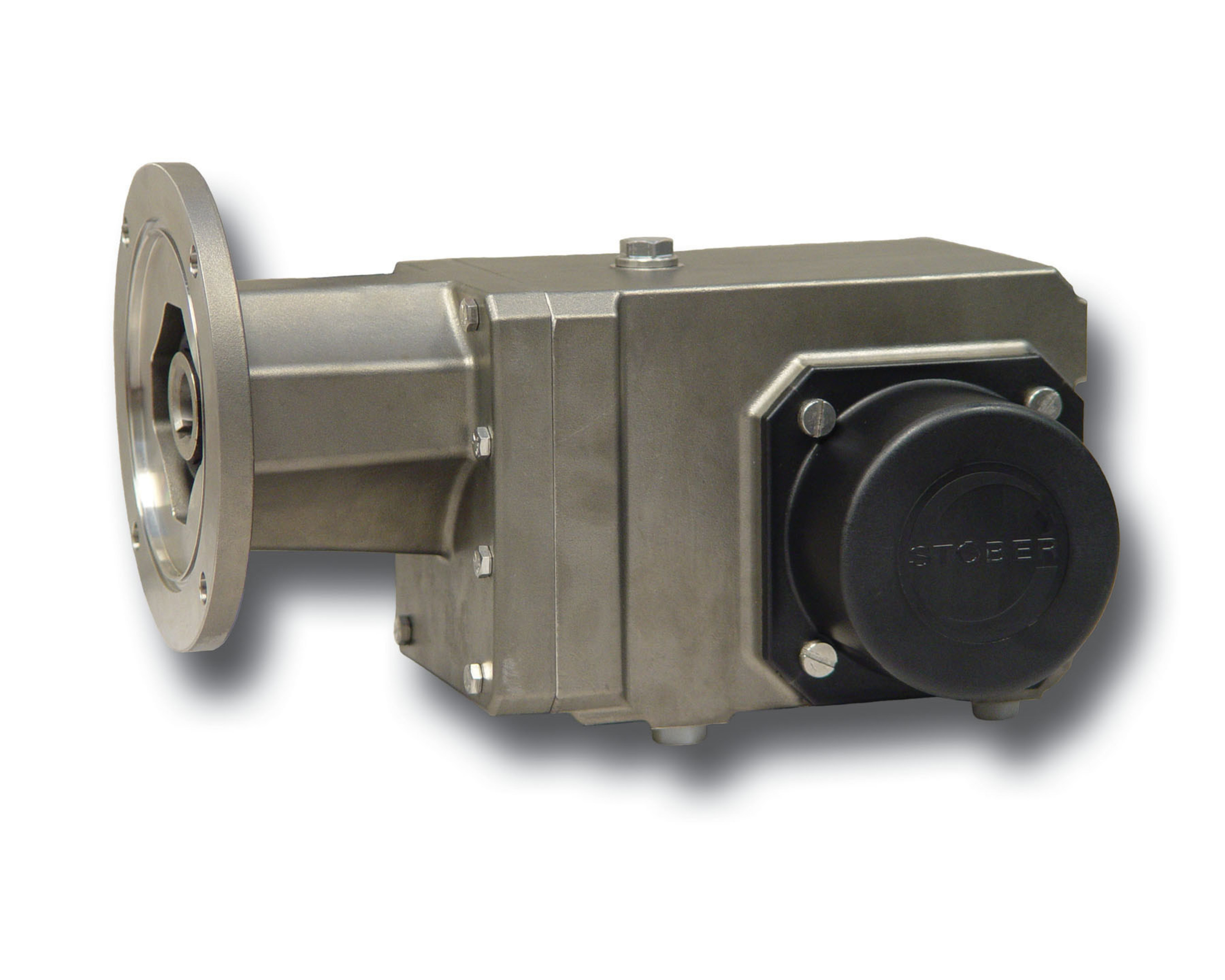 STOBER KSS right angle helical bevel gearbox