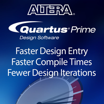 The Quartus Prime Pro software is architected to support the next generation of high capacity, highly integrated FPGAs from Intel, which will drive innovation across the cloud, data center, Internet of Things, and the networks that connect them.