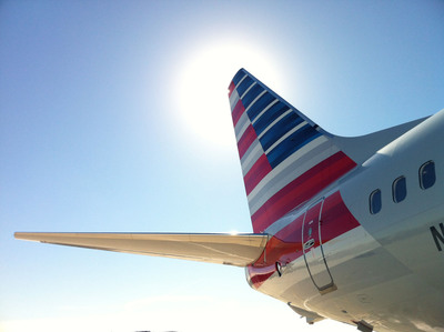 To learn more about American Airlines' new identity, please visit aa.com/newamerican.