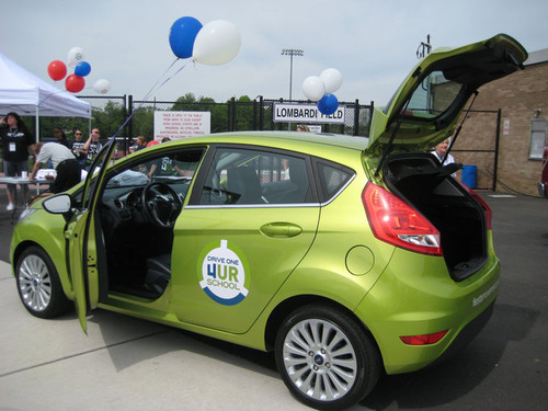 Ford Motor Company Hits $5 Million Mark in Funds Contributed to Local High Schools