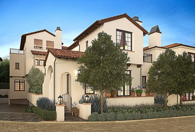 New luxury villas offer unprecedented opportunity for Century City living in Los Angeles