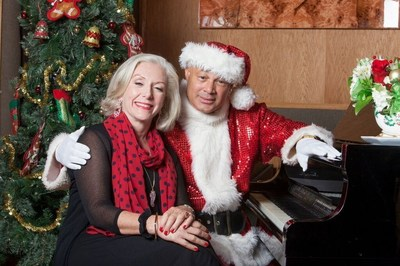 """Alt-pop contemporary singer-songwriter Jennifer Saran has teamed up with legendary producer Narada Michael Walden (Whitney Houston, Mariah Carey, Aretha Franklin) to release two fresh, original holiday singles """"Merry Christmas To You"""" and """"Soulful Christmas"""" to fill your stocking this season. Available December 9, 2016."""