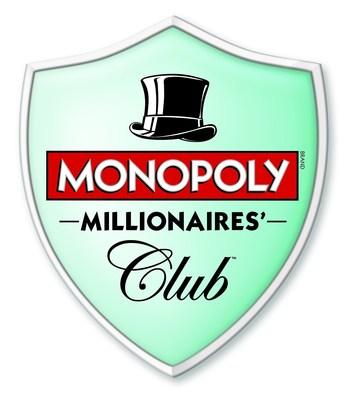 MONOPOLY MILLIONAIRES' CLUB(TM)