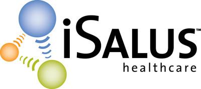 iSALUS Healthcare Logo.  (PRNewsFoto/iSALUS Healthcare)