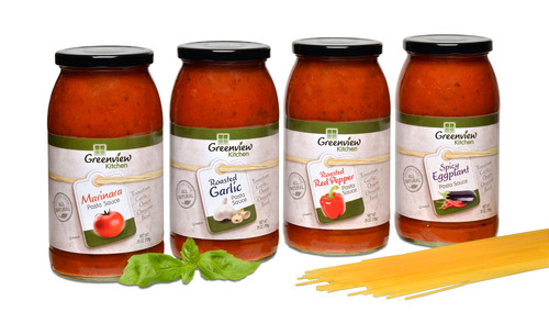 Greenview Kitchen is a new premium pasta sauce brand which consists of four all-natural pasta sauces and three ...
