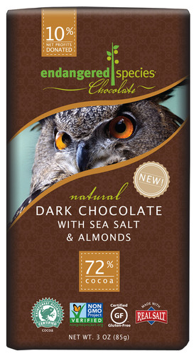 Endangered Species Chocolate Celebrates 20 Year Anniversary by Collaborating with the Rainforest