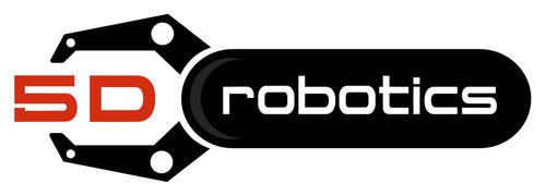 5D Robotics logo.  (PRNewsFoto/5D Robotics, Inc.)