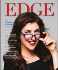 Big Bang Theory Star Mayim Bialik Graces Cover of EDGE Magazine's 2015 'Parental Guidance' Issue. Mayim Bialik , one of the stars of, The Big Bang Theory, is the latest celebrity to be interviewed in EDGE,  the Q&A is part of EDGE's Sept/Oct 2015 'Parental Guidance'  issue, EDGE Magazine is published by Trinitas Regional Medical Center. More than 75,000 copies are sold and mailed, regularly reaching over 300,000 readers in central New Jersey. The magazine has thousands of additional online readers at EdgeMagOnline.com ,Twitter @EDGEMagNJ and Facebook EDGE Magazine (NJ). For photos and more information contact Doug Harris at (908) 994-5138.