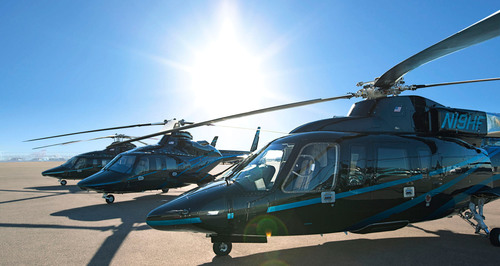HeliFlite™ announces acquisition of Sikorsky S-76 executive helicopter