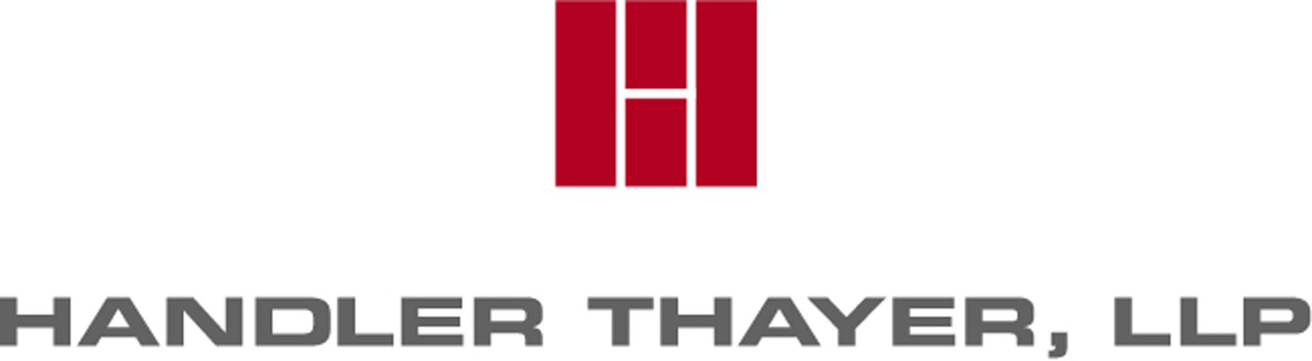 Handler Thayer, LLP Wins Unprecedented Recognition