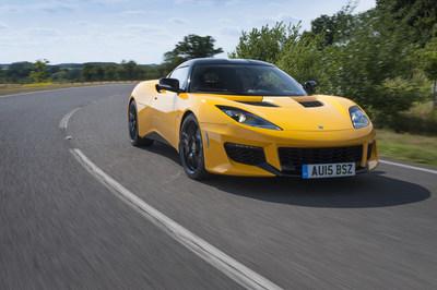 Lotus Evora 400-photo credit to Lotus
