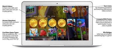 FuelEd to Provide LTS Education System's Stride(TM) Game-Based Digital Learning