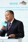 Delta Group Founder Bruce Cheng at COP21