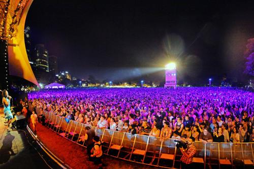 Sydney Festival 2014 (credit Prudence Upton). (PRNewsFoto/Sydney Festival) (PRNewsFoto/SYDNEY FESTIVAL)