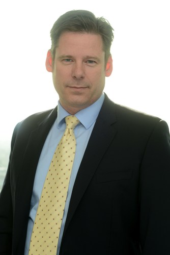 Darren Hall, Chief Executive Officer in Saudi Arabia (PRNewsFoto/Fraikin) (PRNewsFoto/Fraikin)