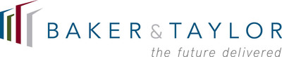 Baker & Taylor Logo.  (PRNewsFoto/Baker & Taylor)