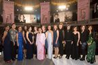 L'Oreal-UNESCO For Women In Science Awards 2015 - International Rising Talents - copyright Stephane Cardinal – From left to right : Dr Bhama Ramkhelawon / Dr Nourtan Abdeltawab / Dr Carolina Horta Andrade / Dr Vanessa D'Costa / Dr Ariela Vergara-Jaque / Dr Aurore Avergues-Weber / Dr Phuong Ha-Lien Tran / Dr Kathryn Holt / Dr Matilde Jimenez Coello / Dr Mary Caswell Stoddard / Dr Adriana Marais / Dr Saana Sharafeddine / Dr Eva Pellicer / Dr Signe Normand / Dr Yoke-Fun Chan