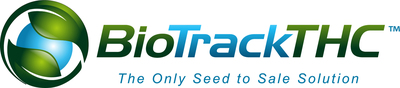 BioTrackTHC is the most extensively used seed-to-sale cannabis tracking solution deployed by businesses and governments in the U.S. and abroad. (PRNewsFoto/BioTrackTHC)
