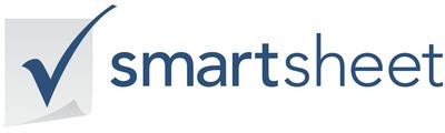 Smartsheet logo.  (PRNewsFoto/Smartsheet)