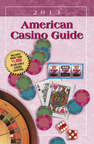 2013 American Casino Guide book cover.  (PRNewsFoto/American Casino Guide)