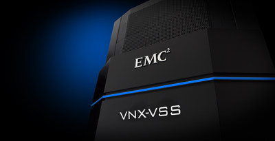 EMC VNX-VSS 100 (PRNewsFoto/EMC Corporation)