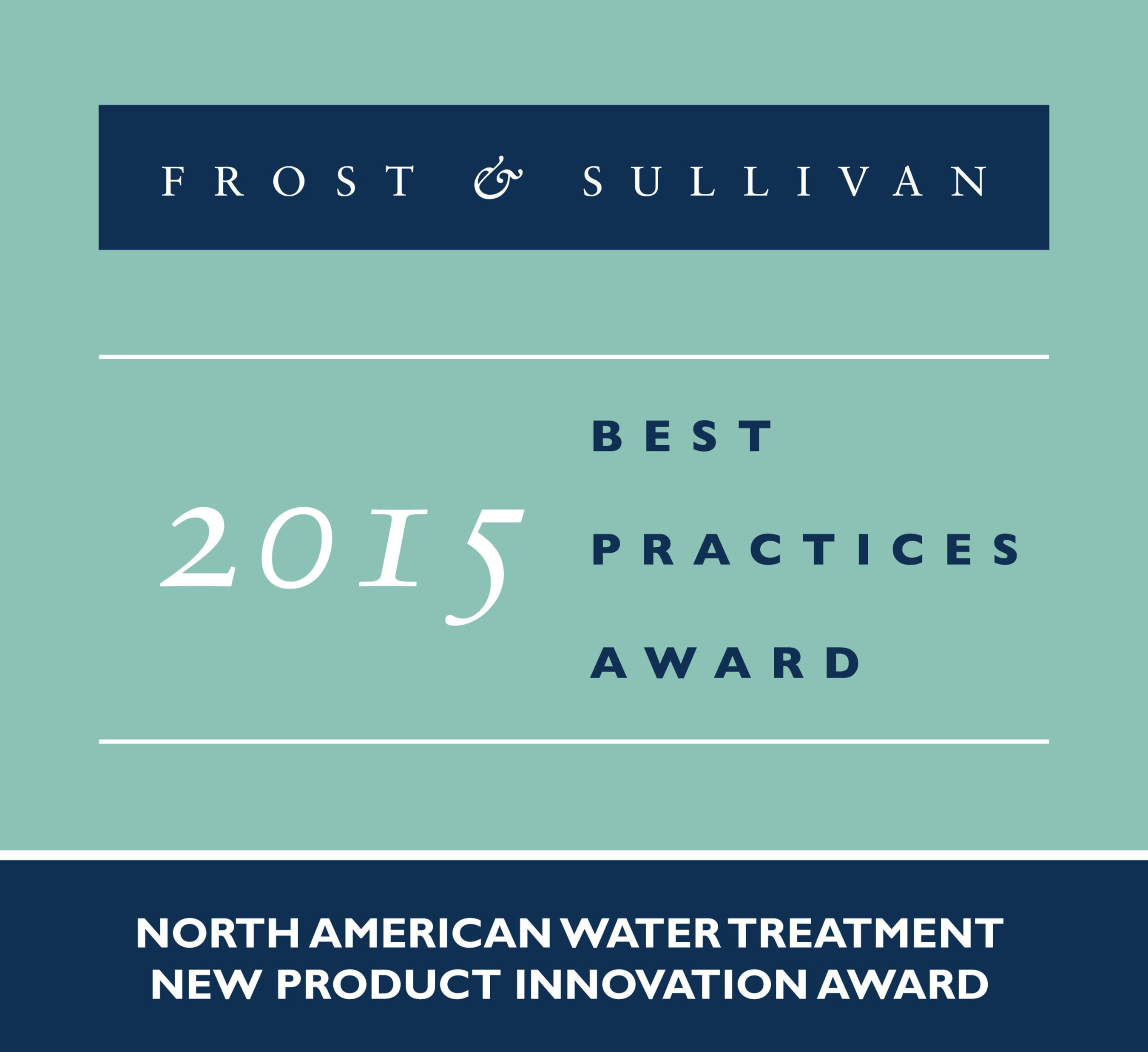 Frost & Sullivan Applauds BioLargo's Innovative, Iodine-based Water Treatment Technology in the