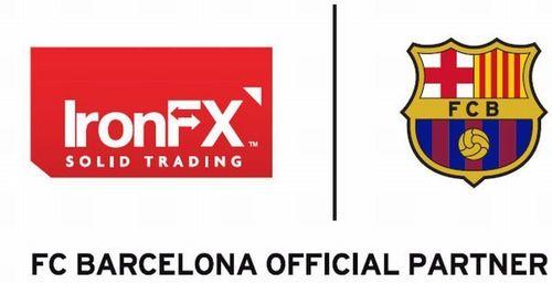 Logo (PRNewsFoto/IronFX Global Limited)