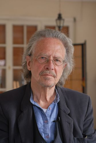 Winner of the 2014 International Ibsen Award: Peter Handke (PRNewsFoto/The National Theatre in Oslo)