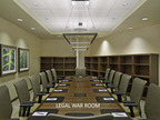 Legal War Room at Westin San Diego.  (PRNewsFoto/DiamondRock Hospitality Company)