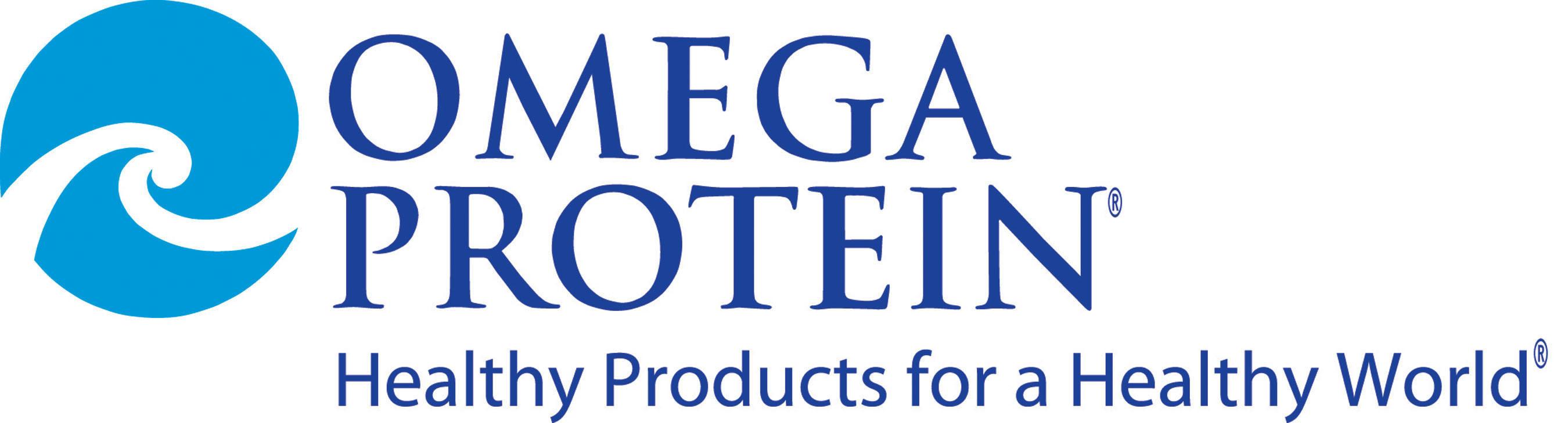 Omega Protein Corporation Logo.