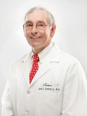 Jack C. Durham, Jr., MD.  (PRNewsFoto/PartnerMD)