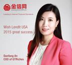 Wish Lendlt USA 2015 great success