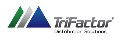 Trifactor Logo.  (PRNewsFoto/Trifactor Distribution Solutions)