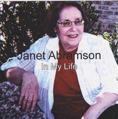 Janet Abramson - In My Life cover.  (PRNewsFoto/Janet Abramson)