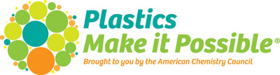 Plastics Make it Possible is an Initiative Sponsored by the Plastics Industries of the American Chemistry Council.  (PRNewsFoto/Plastics Make it Possible)