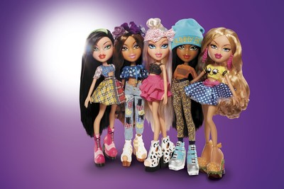 Bratz Returns With A New Look And Digital Content That Embody The Modern Day Girl