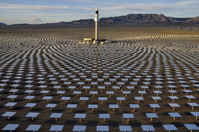 Crescent Dunes Solar Power Plant: World's Leading Solar Thermal Energy Storage Technology
