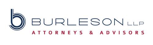 Burleson LLP Logo. (PRNewsFoto/Burleson LLP) (PRNewsFoto/BURLESON LLP)