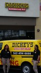 Owner/Operator Merna Girgis opens Dickey's Barbecue Pit in Long Beach on Thursday