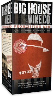 Big House Wine Company Prohibition Red