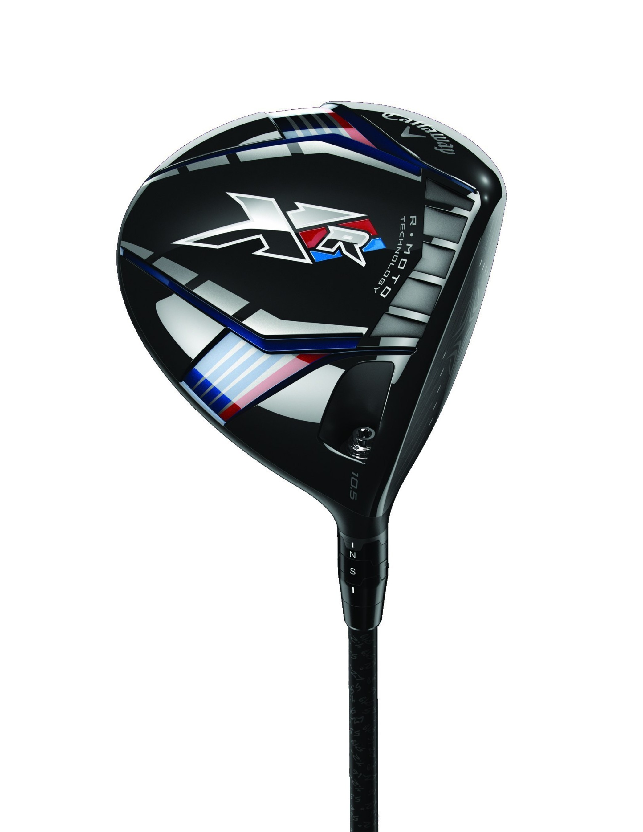 Callaway Golf Company today announced a new line of golf clubs built for outrageous speed: the XR Drivers, XR Fairway Woods, XR Hybrids and the XR Irons. The new clubs feature innovations in each product category that promote speed and power.