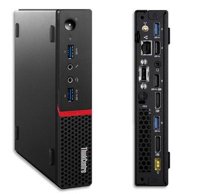 Lenovo's ThinkCentre M600