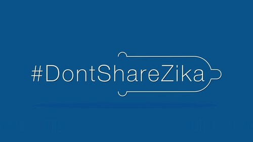 IPPF and Durex join forces to raise awareness of Zika as an STI, by launching international #DontShareZika ...