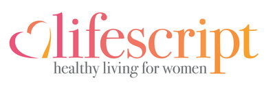 Lifescript is the leading publisher of digital health content for women.  The company's flagship website, www.lifescript.com, attracts more than 11 million monthly visitors by inspiring women to be proactive about their health.  More than 70 condition centers provide expert advice for making the best health decisions. Daily diet, fitness, recipe and nutrition tips help women set and meet personal health goals.  Practical and easy to follow, our content encourages women to adopt healthy lifestyles for themselves and their families, every day. The company has offices in Mission Viejo and Beverly Hills, Calif., and in New York City.  (PRNewsFoto/Lifescript)