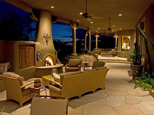 Happy Valley is your own private resort-like retreat in Scottsdale, Arizona offering views of the city lights ...